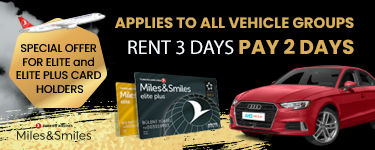 RENT 3 DAYS PAY 2 DAYS!