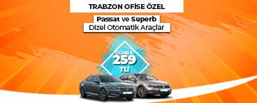 Trabzon Ofisten Kaçırılmayarak Günlük Avantajlı Fiyatlar!