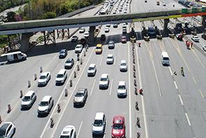 Gişeler Arası Hız Limitleri ve Cezası