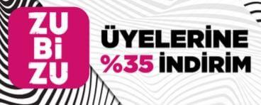 Avec`te ZUBİZU ile %35 İndiriminiz Var