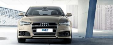 Cazibenin Yeni Yüzü Audi A6 - Avec Rent A Car