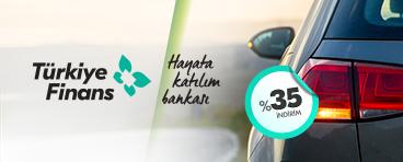 Türkiye Finans kullanıcılarına Avec`ten %35 İndirimli Araç Kiralama Fırsatı